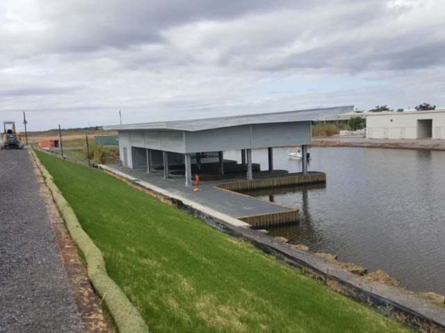 Volkswagen Of Lake Charles >> Fish Lab Complex - Rockefeller Wildlife Refuge - Alfred Palma LLC | Full-service Commercial and ...